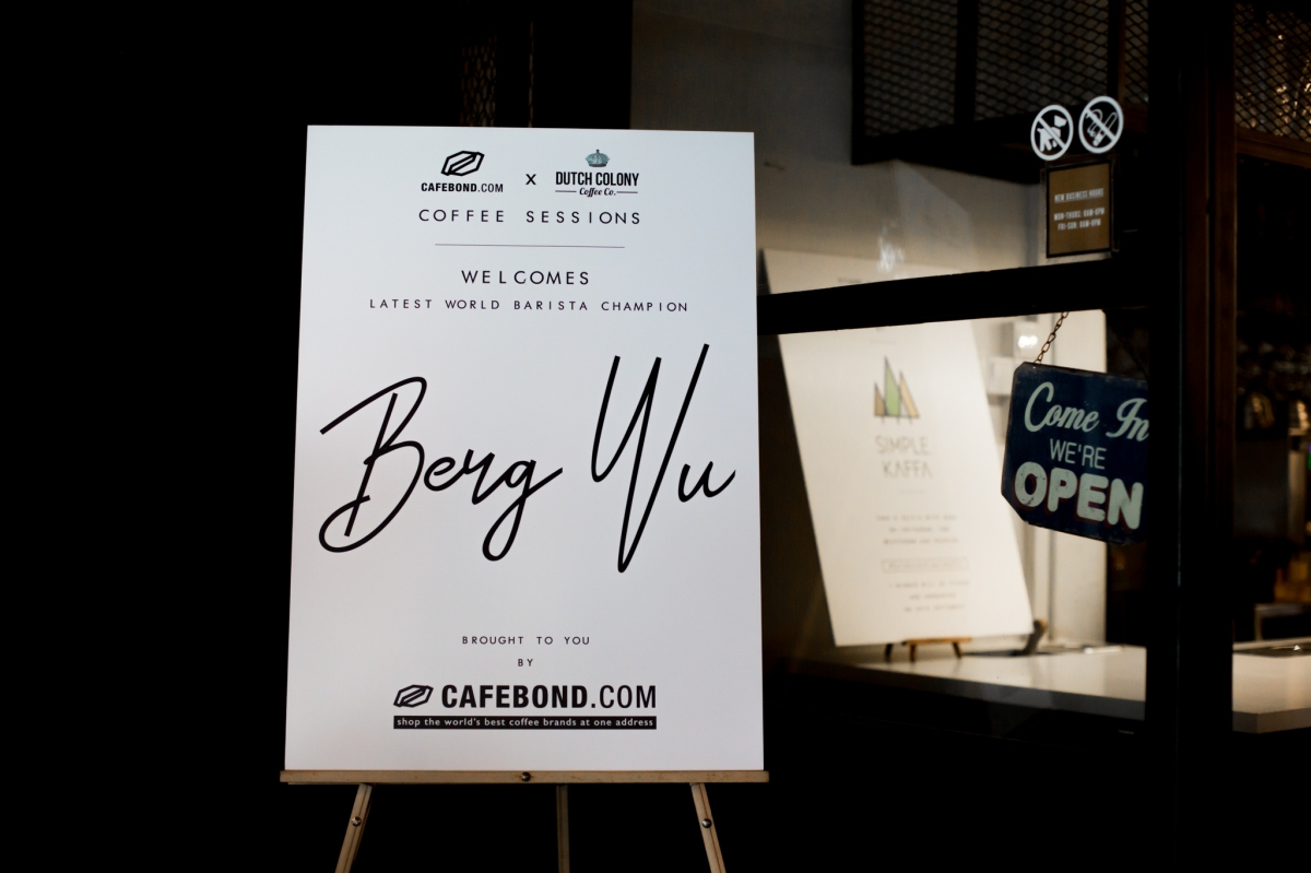 Coffee With Berg Wu World Barista Champion 2016 Confession Of An Morgan Kopi Addict